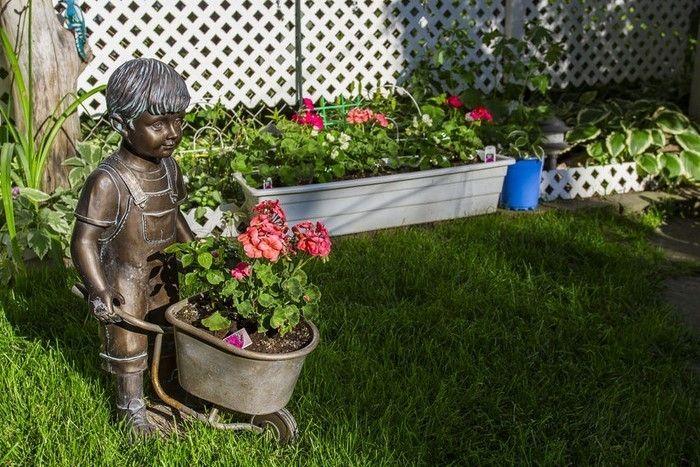 Garden Statues, Outdoor Figures For The Garden