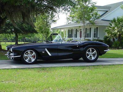 Chevrolet Corvette Convertible Pro Touring | eBay
