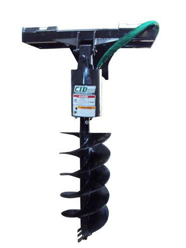 Skid Steer Attachments | ... couplers cradle and spring hose kit assembly skid steer attachments