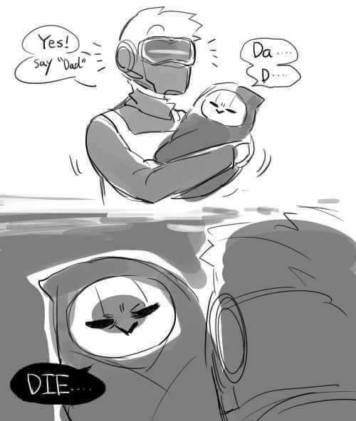 Reaper's first word