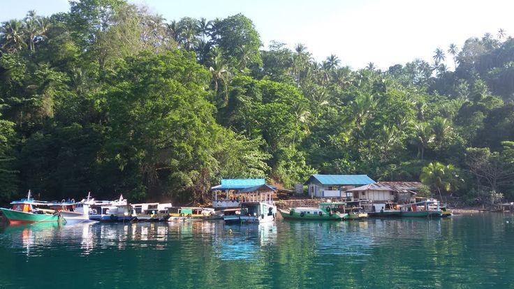 Pulau Lembeh Indahnya Pesona Wisata di Sulawesi Utara - Sulawesi Utara