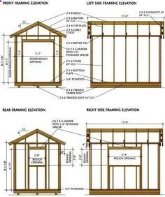 Shed Plans - This Instructable will show you the steps to building your own shed Prefab Sheds Find Shed Blueprints The free shed plans - Now You Can Build ANY Shed In A Weekend Even If You've Zero Woodworking Experience!