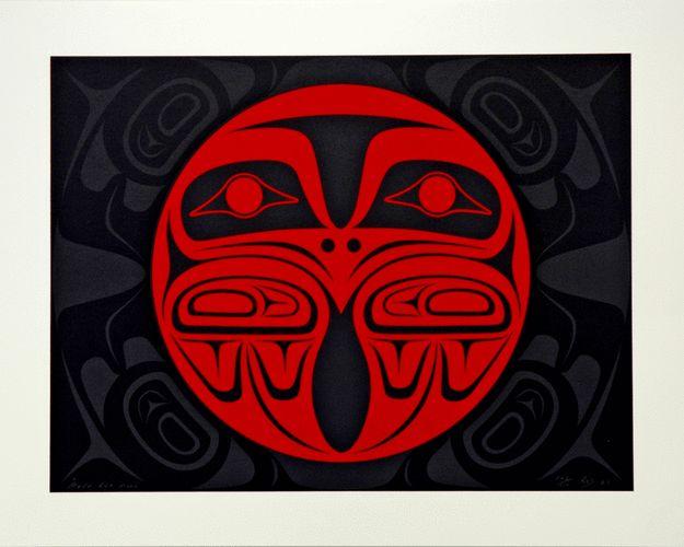 Paintings and Prints - Robin Rorick Haida Art