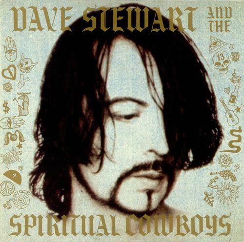 Dave Stewart Dave Stewart And The Spiritual Cowboys UK vinyl LP album record | eBay