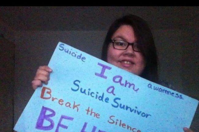 'Suicide saved my life': Eskasoni teen - Local - Cape Breton Post