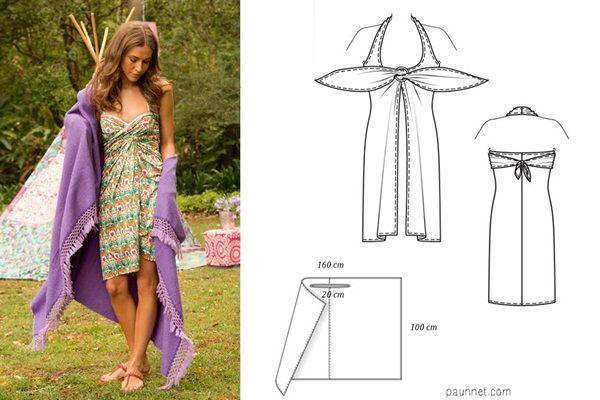 Könnyen elkészíthető, variálható, nőies nyári ruhák | Életszépítők