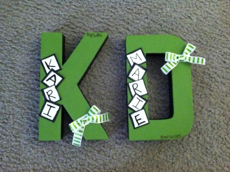 biglittle kd letters aot