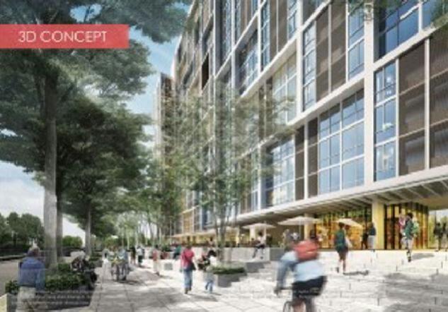 apartemen taman sari urbano