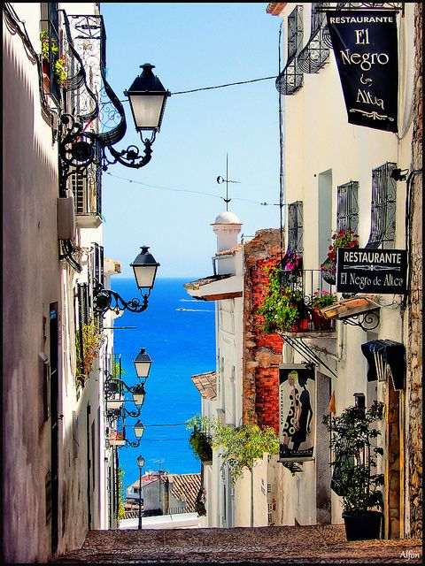 Altea, Alicante, Spain,,,,YES ALICANTE COM YO ,,,,CON SOL TODO EL AÑO **+