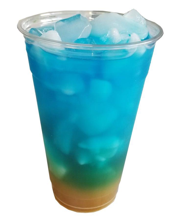Blue hawaiian energy beverage in 2020 energy drinks