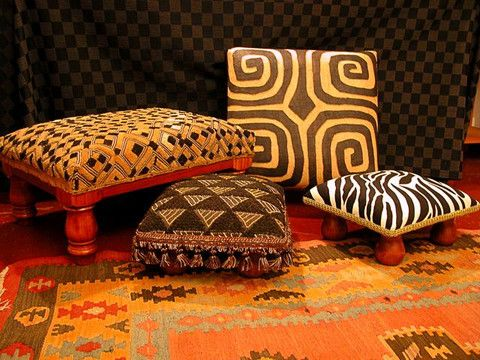 Donna Klaiman Designs   African Home Decor. The Intricate Designs Of These  Traditional Cloths Have