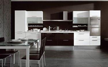 107 best cucine moderne e no images on Pinterest | Kitchen ideas ...