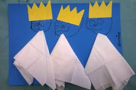 Výsledek obrázku pro origami tři králové