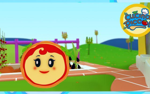 Cartoni animati per bambini margehrita e l orto sapete