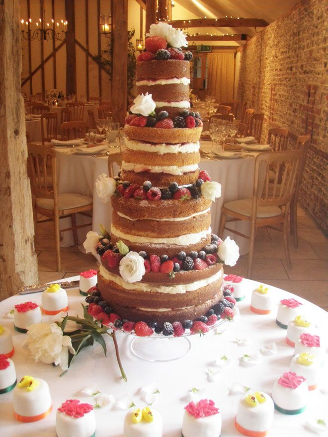 Victoria Sponge | Summer Wedding Cakes