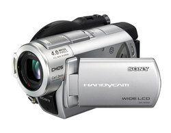 Caméscope DVD Sony DCR-DVD406