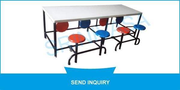 #SME Our organization is highly acknowledged in the domestic market for manufacturing and supplying a wide array of premium quality #FRP #FoldingDiningTable.
