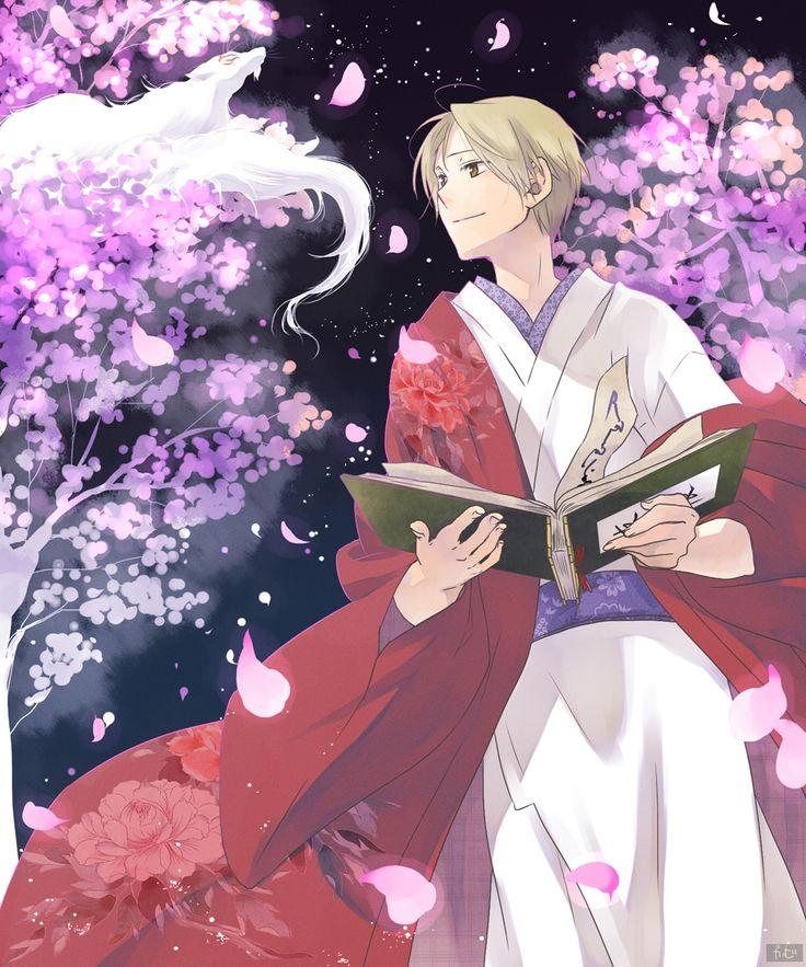 Download Anime Natsume Yuujinchou: 686 Best 나츠메우인장 Images On Pinterest