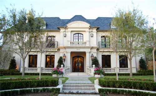 If I was rich I would love to live in this house....but I'm not rich.