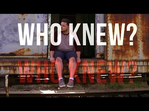 Who Knew - Bryan Lanning (Official Lyric Video) - YouTube