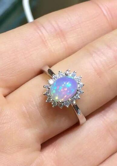 Best 25+ Opal promise ring ideas on Pinterest   Heart ring ...
