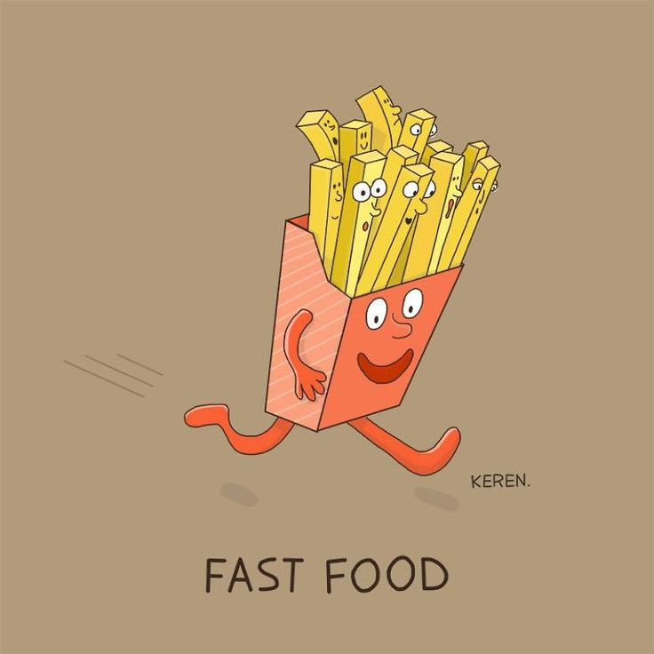 3.Fast food