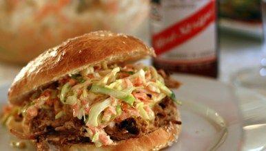 Pulled Pork Burger - den ultimative opskrift