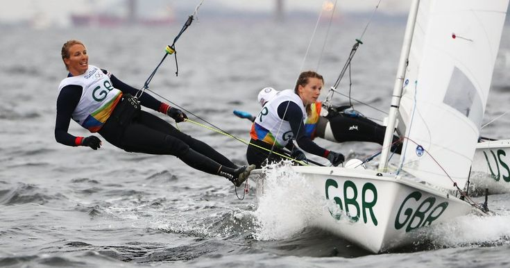 Mills and Clark are set to add Rio gold to their London 2012 silver achieved on…