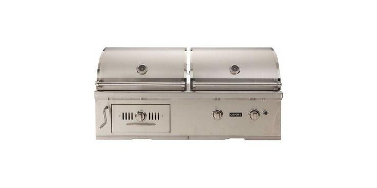17 best ideas about outdoor bbq grills on pinterest bbq for Coyote hybrid grill