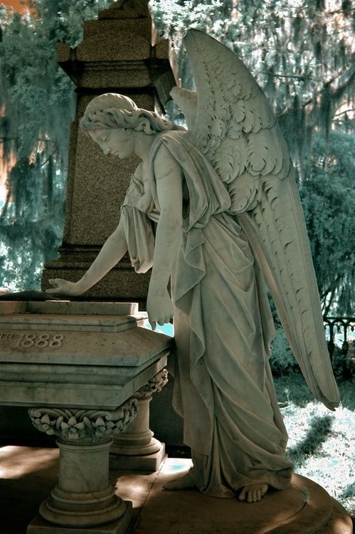 Cemetery Angel some of the best art stands not in musems but in graveyards