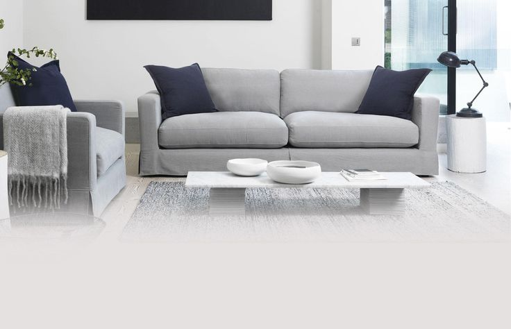 DFS for French Connection | Coast 4 seater sofa | £1299 (£49 delivery)