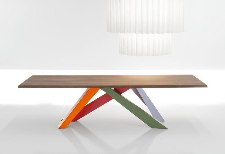 Alain Gilles Bonaldo Big Table. Descubre las diversas aplicaciones de www.vesto.cl