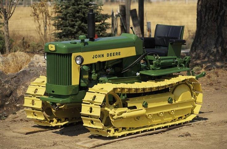John Deere 430
