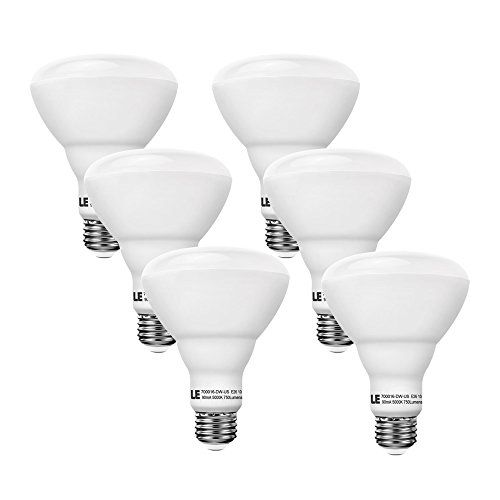 Mer enn 25 bra ideer om led recessed light bulbs p pinterest le 6 pack 65w incandescent bulb equivalent 10w dimmable br30 e26 led bulbs 750lm mozeypictures Choice Image