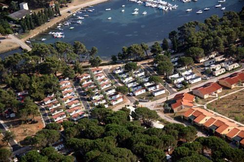 Camping Bi Village - Mobilehome Deluxe airco, 3 slaapkamers - Kroatie, Istrië   Vakantie24.nl