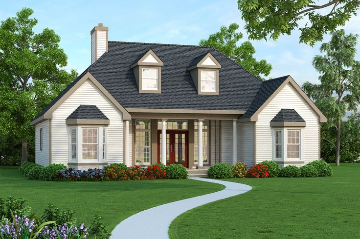 87 best new house plans images on pinterest home design for Affordable garage plans