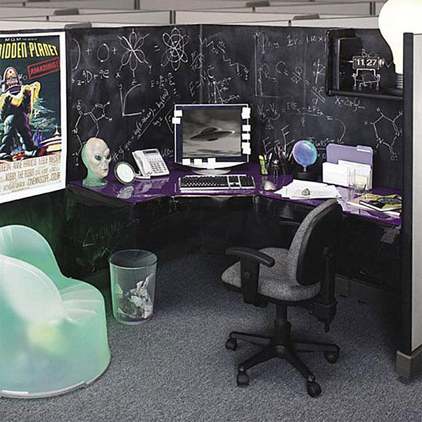 17 best images about cubicle decor on pinterest office for Best cubicle design
