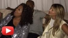 Kim Kardashian And Kany West Party With Oprah Winfrey Mick Jagger And Diddy Kim Kardashian and Kanye West party with Oprah Winfrey and Mick Jagger. Check out the video to know it all.