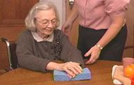 Bilateral Activities for the Nonfunctional Hand  Therapists should use each and every opportunity to incorporate the hemiparetic hand into daily functional tasks—even when the hand is non-functional. icelearningcenter...