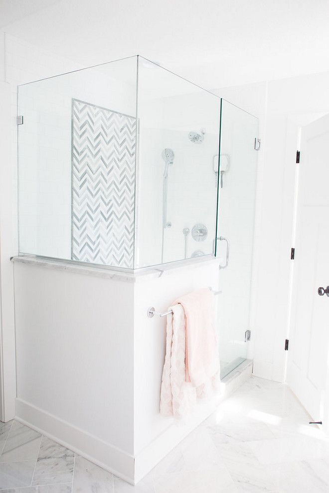Family Home With White And Grey Interiors Home Bunch Interior Design Ideas White Subway Tile Shower Marble Shower Tile Marble Bathroom Floor
