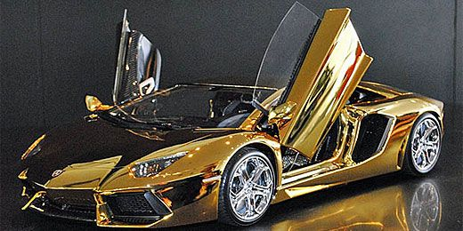 The cheapest car in the World. Pure gold.
