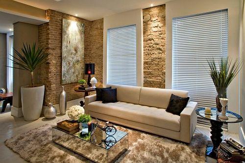 Saiba como fazer uma Decoração aconchegante para salas de estar seguindo algumas dicas e sugestões, use sua criatividade e bom trabalho.