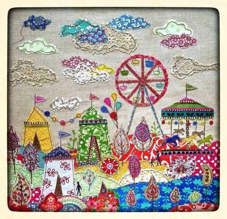 Lucy Levenson Designs - love it!