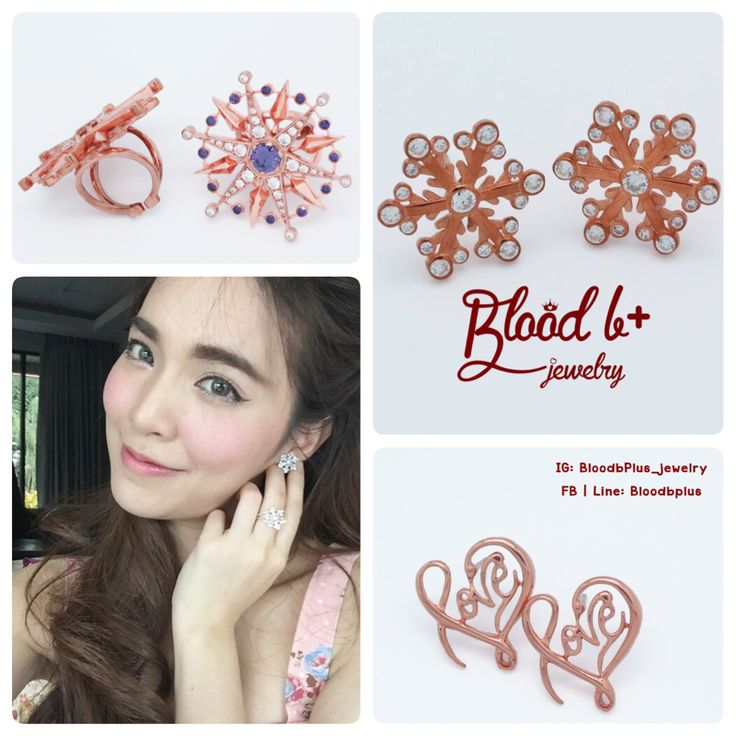 The some past of Blood B Plus Jewelry