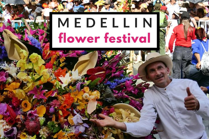 5 Highlights from the Medellin Flower Festival  https://nomadicboys.com/medellin-flower-festival/
