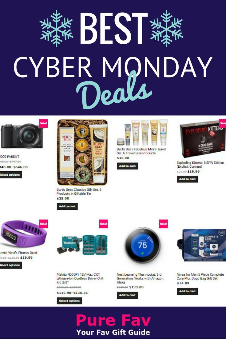 Planning On Getting Everything Set For Christmas In One Day Best Cyber Monday Best Cyber Monday Deals Cyber Monday Deals