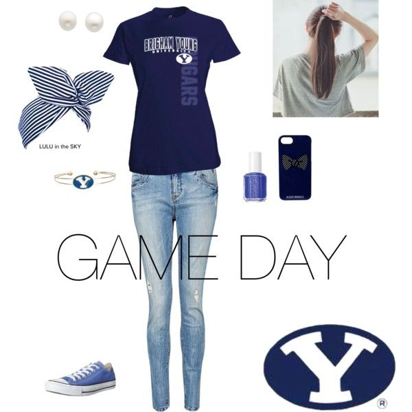 """BYU Game Day!'  - MormonFavorites.com  """"I cannot believe how many LDS resources I found... It's about time someone thought of this!""""   - MormonFavorites.com"""