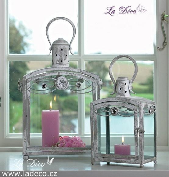 love these lanterns......