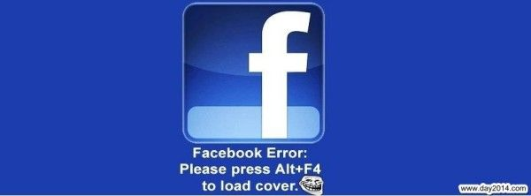 April Fools Day Facebook Pranks and Jokes Ideas FB Covers 2014
