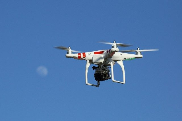 French drones to deliver the mail once per week